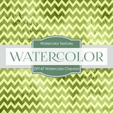 Water Color Chevron Digital Paper DP147 - Digital Paper Shop - 3
