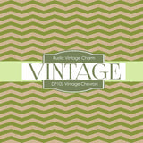 Vintage Chevron Digital Paper DP103 - Digital Paper Shop - 4