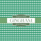 Gingham Digital Paper DP141 - Digital Paper Shop - 2