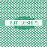 Mini Battleships Digital Paper DP139 - Digital Paper Shop - 3