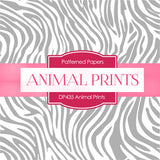 Animal Prints Digital Paper DP435 - Digital Paper Shop - 3