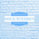 Brick Textures Digital Paper DP651A - Digital Paper Shop - 2
