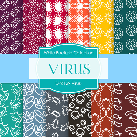 Virus Digital Paper DP6129B