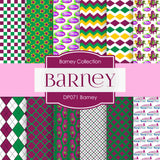 Barney Digital Paper DP071 - Digital Paper Shop - 1