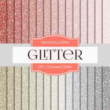 Sweet Glitter Digital Paper DP1110 - Digital Paper Shop - 1