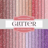 Spice Glitter Digital Paper DP1118 - Digital Paper Shop - 1