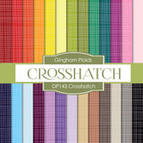 Crosshatch Digital Paper DP143 - Digital Paper Shop - 1