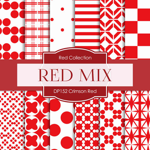 Crimson Digital Paper DP152 - Digital Paper Shop - 1