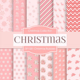 Christmas Bubbles Digital Paper DP1581 - Digital Paper Shop - 1