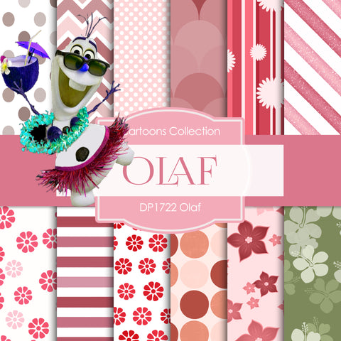 Olaf Digital Paper DP1722 - Digital Paper Shop - 1