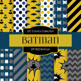 Batman Digital Paper DP1825 - Digital Paper Shop - 1