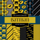Batman Digital Paper DP1827 - Digital Paper Shop - 1