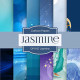 Jasmine Digital Paper DP1957 - Digital Paper Shop - 1