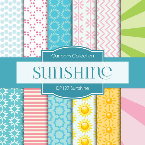 Sunshine Digital Paper DP197 - Digital Paper Shop - 1