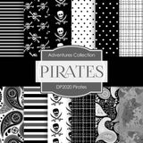 Pirates Digital Paper DP2020 - Digital Paper Shop - 1