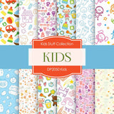 Kids Digital Paper DP2050 - Digital Paper Shop - 1