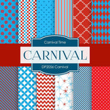 Carnival Digital Paper DP2056 - Digital Paper Shop - 1