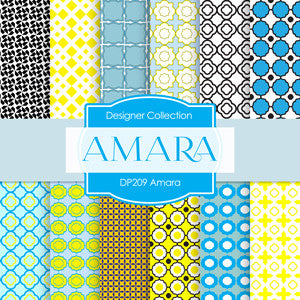 Amara Digital Paper DP209 - Digital Paper Shop - 1