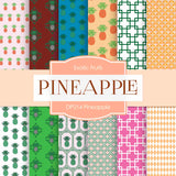 Pineapple Digital Paper DP214 - Digital Paper Shop - 1