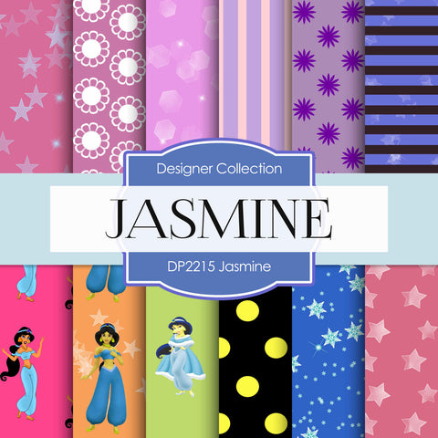 Jasmine Digital Paper DP2215 - Digital Paper Shop - 1