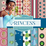 Princess And The Frog Digital Paper DP2231 - Digital Paper Shop - 1