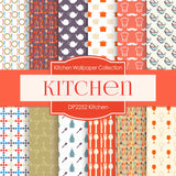 Kitchen Digital Paper DP2252 - Digital Paper Shop - 1