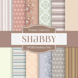 Shabby Chic Digital Paper DP2305 - Digital Paper Shop - 1