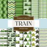 Train Digital Paper DP2324 - Digital Paper Shop - 1