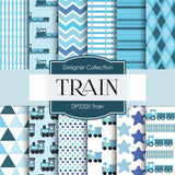 Train Digital Paper DP2325 - Digital Paper Shop - 1