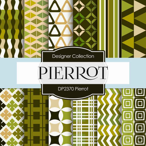 Pierrot Digital Paper DP2370 - Digital Paper Shop - 1