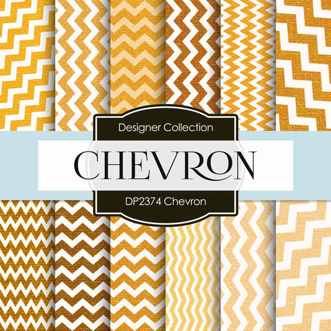 Chevron Digital Paper DP2374 - Digital Paper Shop - 1