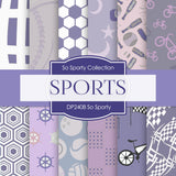 So Sporty Digital Paper DP2408 - Digital Paper Shop - 1