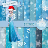 Frozen Digital Paper DP3050 - Digital Paper Shop - 1