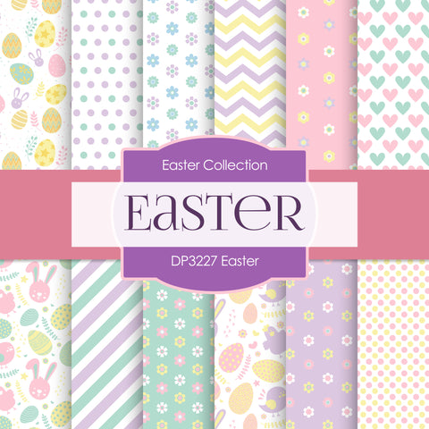 Easter Digital Paper DP3227A