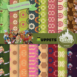 The Muppets Digital Paper DP3233 - Digital Paper Shop - 1