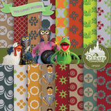 The Muppets Digital Paper DP3237 - Digital Paper Shop - 1