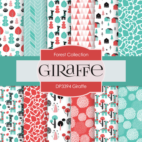 Giraffe Digital Paper DP3394