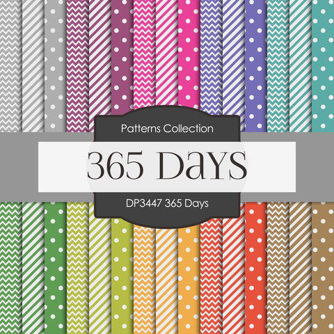 365 Days Digital Paper DP3447