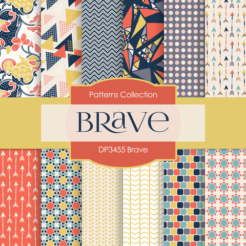 Brave Digital Paper DP3455