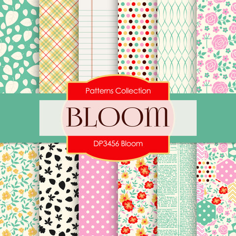 Bloom Digital Paper DP3456