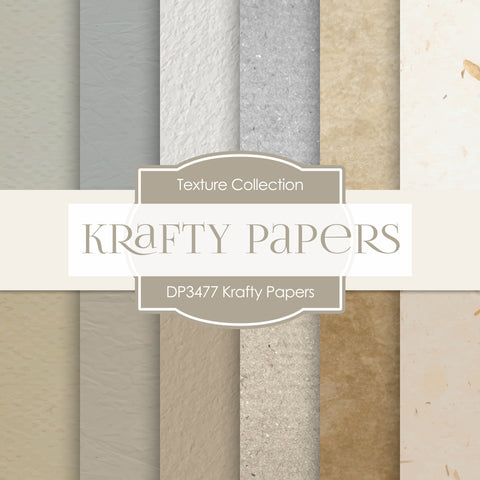 Krafty Papers Digital Paper DP3477