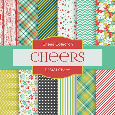 Cheers Digital Paper DP3481