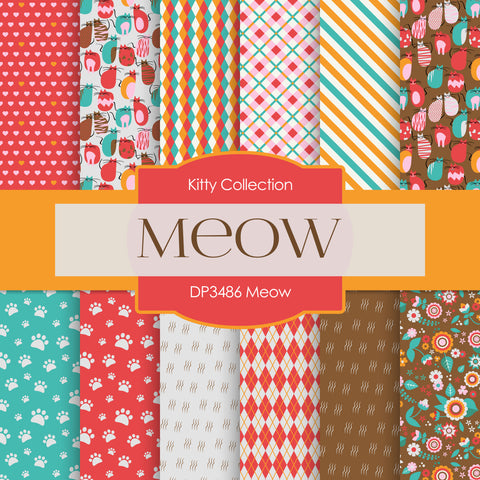 Meow Digital Paper DP3486A