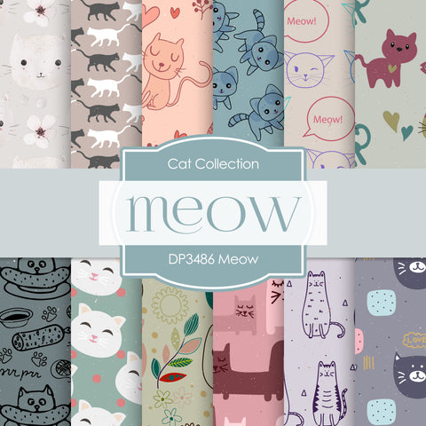 Meow Digital Paper DP3486