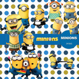 Minions Digital Paper DP3502 - Digital Paper Shop - 3