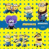 Minions Digital Paper DP3502 - Digital Paper Shop - 4