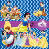 Snow White Digital Paper DP3518 - Digital Paper Shop - 2