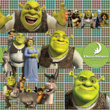 Shrek Digital Paper DP3519 - Digital Paper Shop - 4