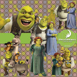Shrek Digital Paper DP3520 - Digital Paper Shop - 3
