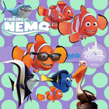 Finding Nemo Digital Paper DP3523 - Digital Paper Shop - 3